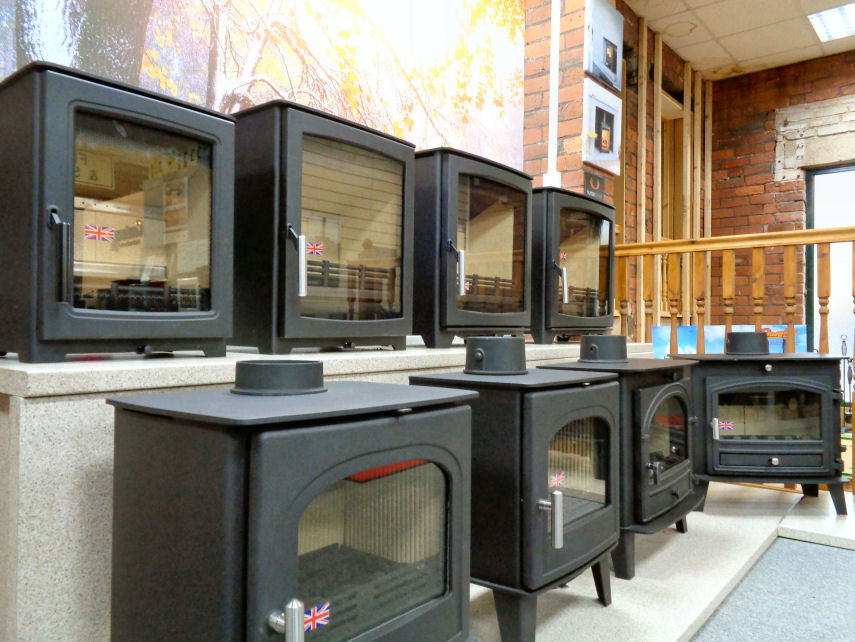 Wood Burning Stoves Doncaster South Yorkshire